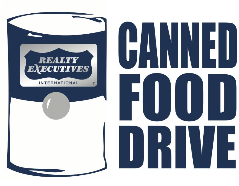 Canned Food Drive Logo