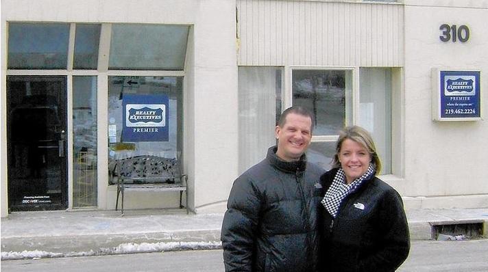 Mike and Pam Tezak