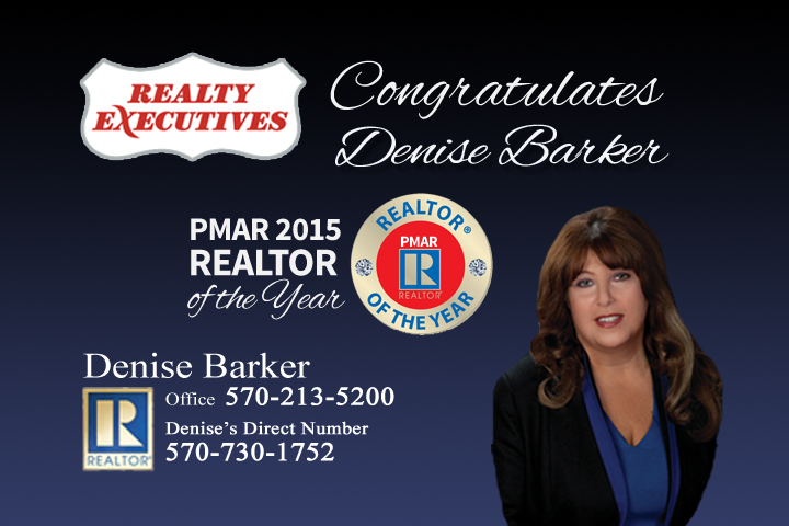 Denise Barker, Realty Executives of Pocono Pines