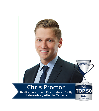 Chris Proctor, Edmonton REALTOR, Realty Executives