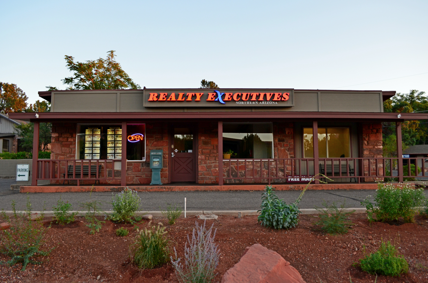 Sedona real estate office