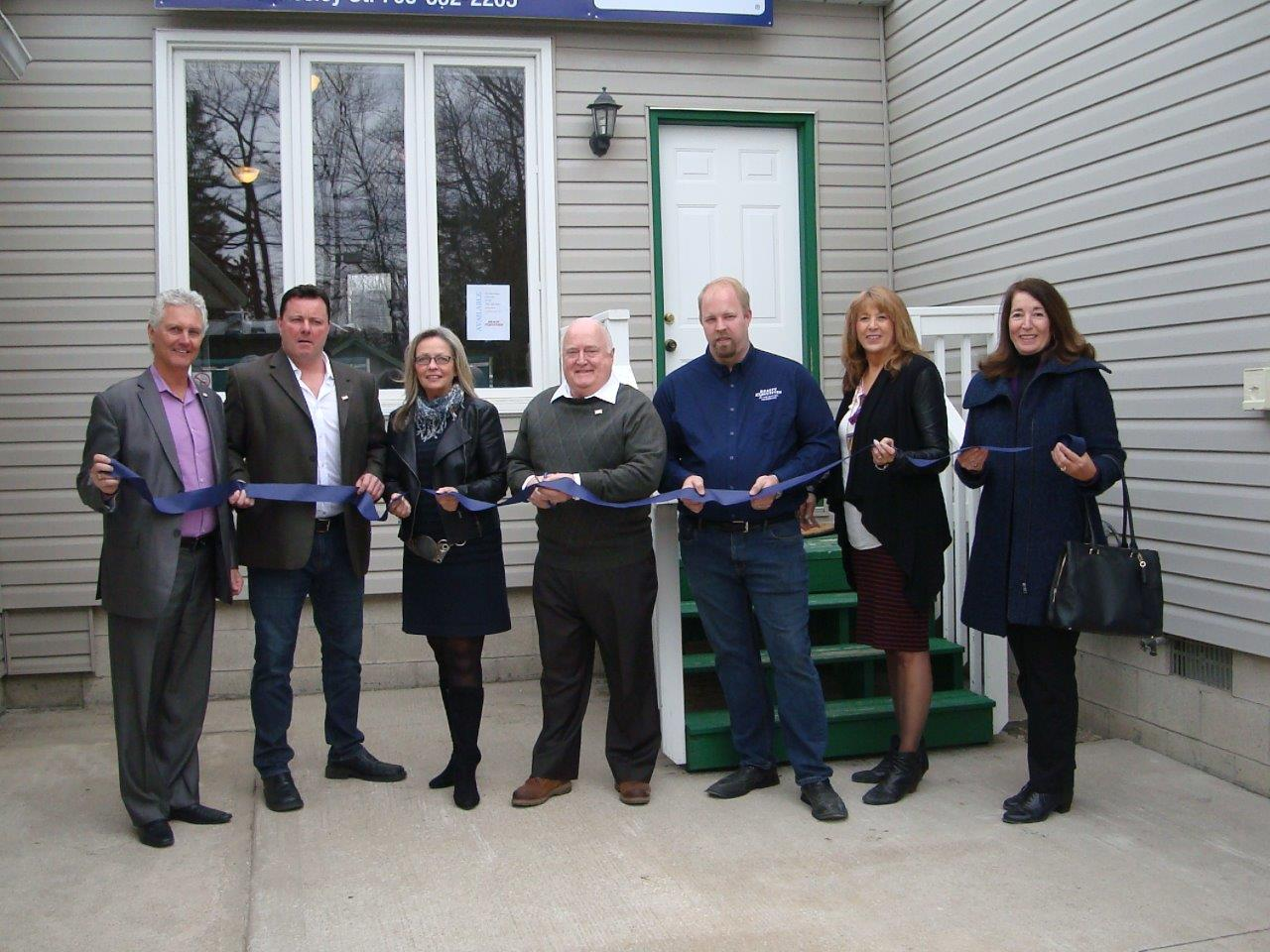 Realty Executives On the Bay Wasaga Beach Ribbon Cutting