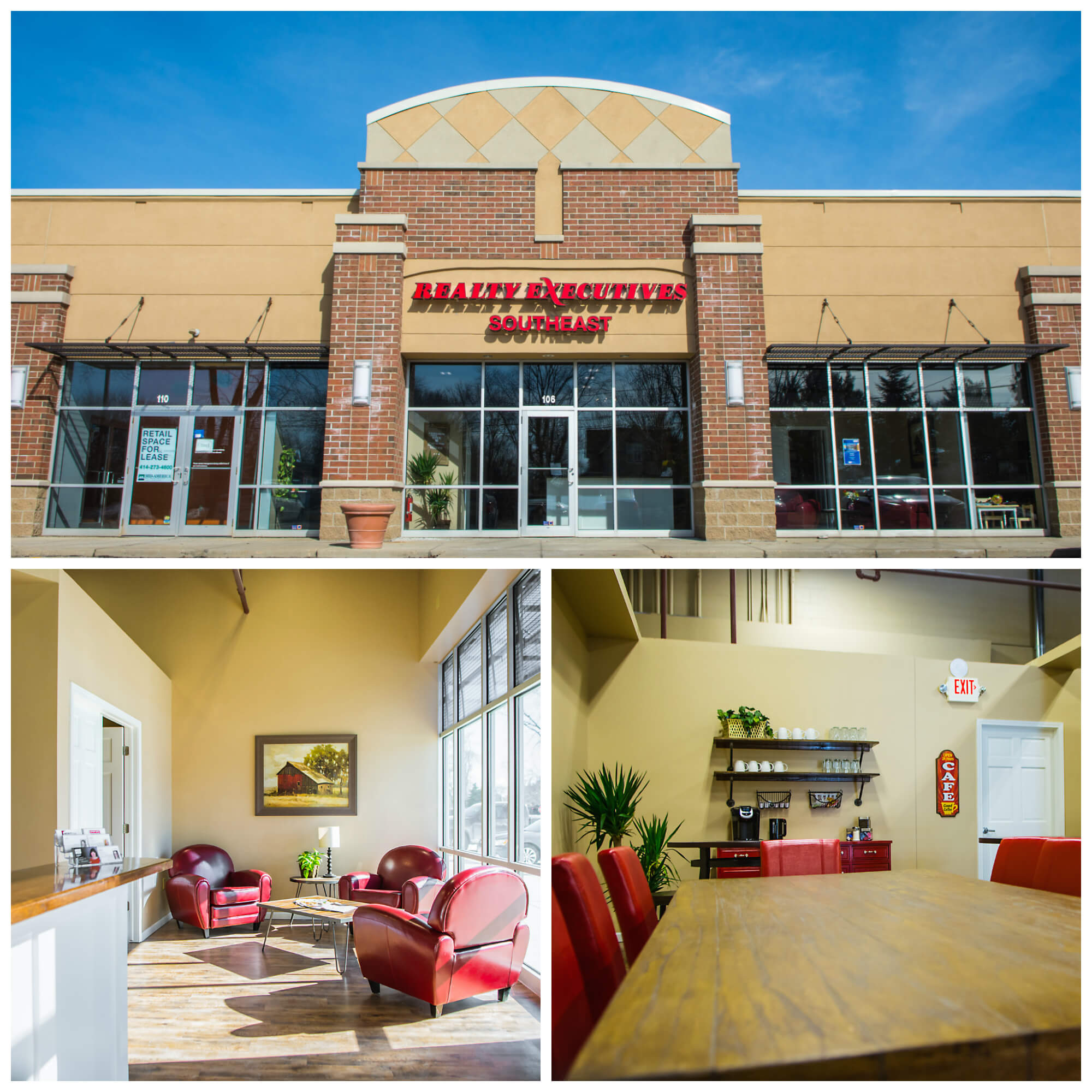 Realty Executives Southeast's new office