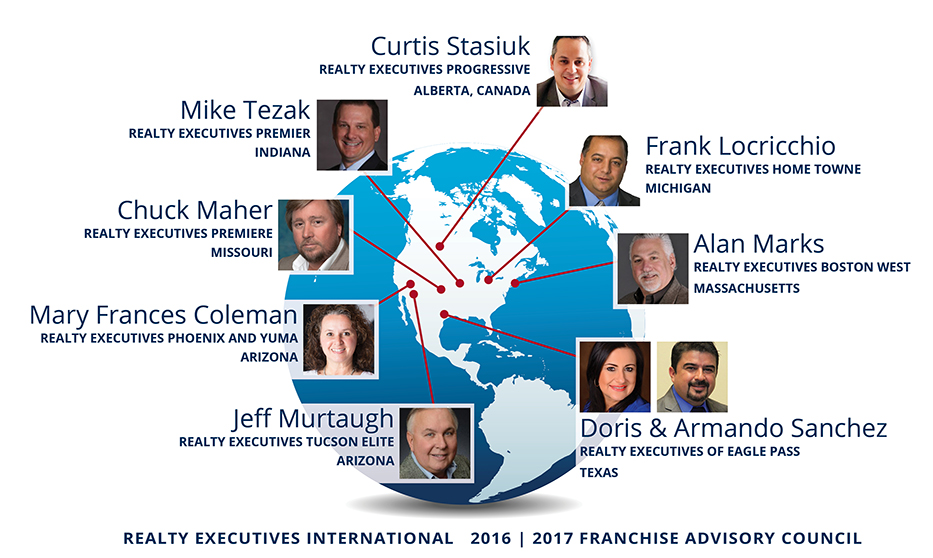 Realty Executives Franchise Advisory Council