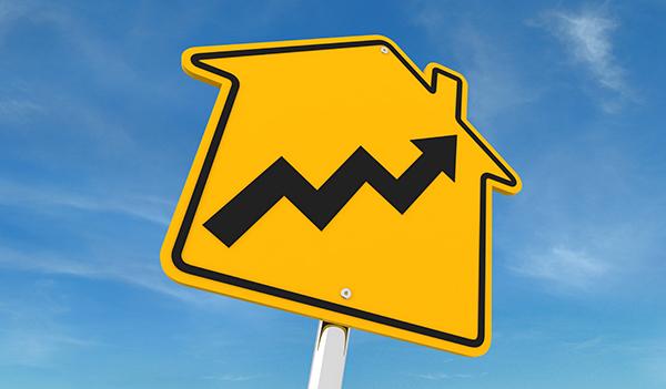 Rising real estate market ahead