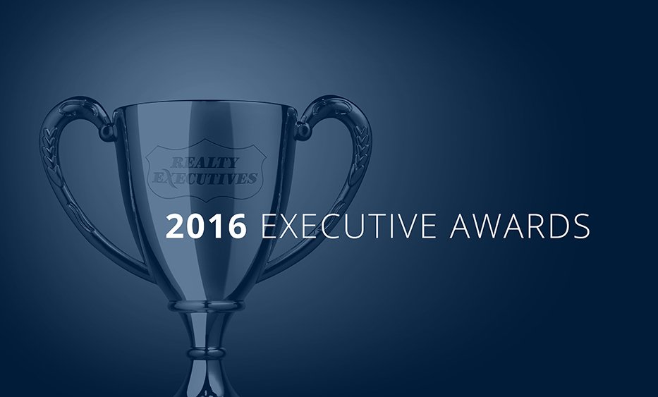 Realty Executives 2016 Awards