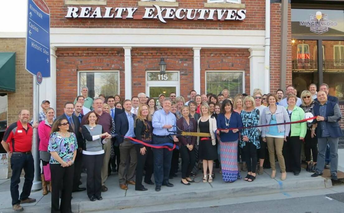 Realty Executives of Cape County downtown office