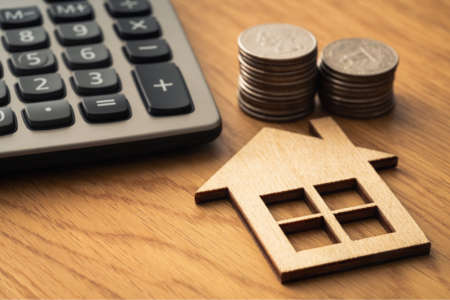 calculator for determining your monthly payment with the current mortgage rate