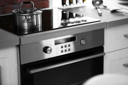 Electric stoves have fewer safety concerns.