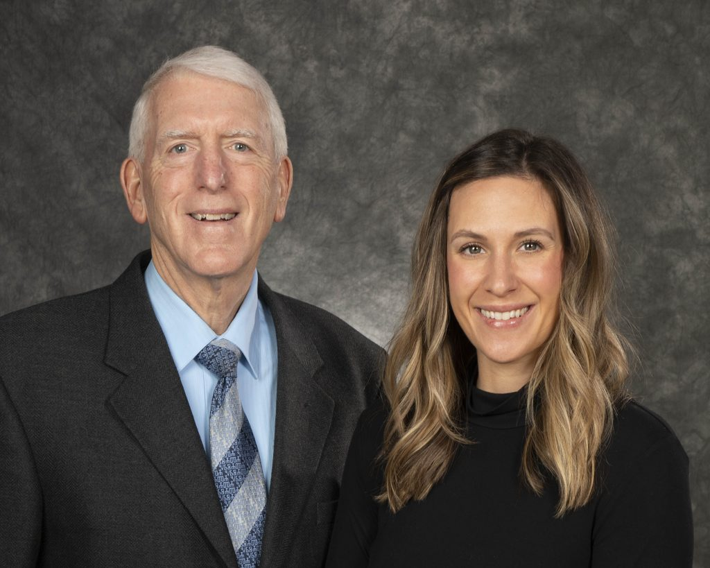 Jeff Ross and Renee Gaun of Realty Executives of Flagstaff
